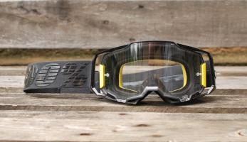 Test: 100% Armega Nightfall - velké brýle s skvělým odvětráním