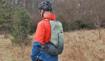 Test: Evoc TRAIL PRO - lehoučký batoh s páteřákem