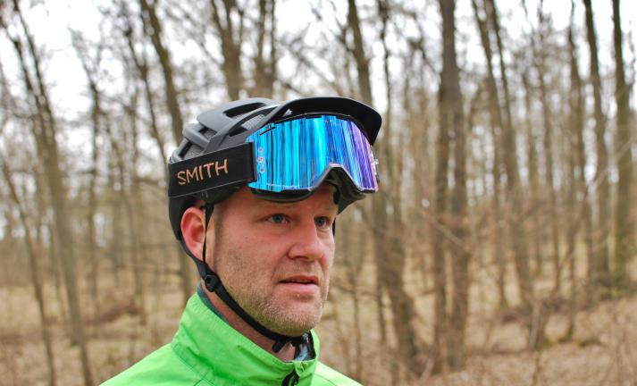 Test: brýle Smith Squad MTB - dokonale odvětrané velký brýle