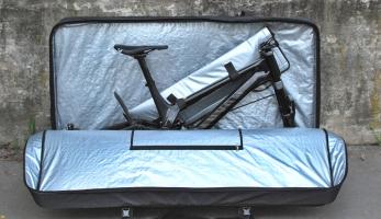 Test: Acepac Bike Transport Bag - lehký transportní obal pro kolo