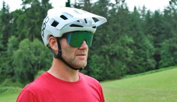 Test: helma Poc Kortal a brýle Devour - skvěle se doplňující se partneři