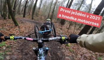 Video: Tomáš Zejda - První ježdění v 2021 a hnedka motocross