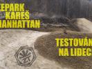 Video: Bikepark Kareš je v topu a spouští lano, příští víkend