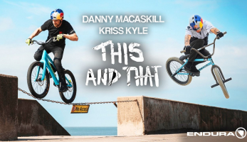 Video: Danny MacAskill a Kriss Kyle - This and That
