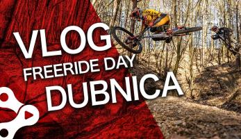 Video: Rastislav Baránek - Bike Mission - Veľké skoky, step-upy a dropy - mega Freeride!