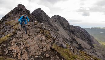 Dobrodružství: Sean Green chce pokořit všechny skotské vrcholy