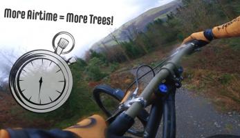 Video: Gee a Dan Atherton - víc času ve vzduchu, víc nově zasazených stromů