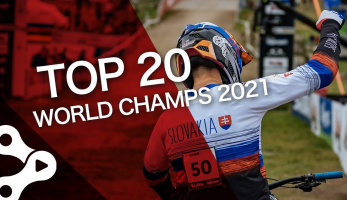 Video: Bike Mission - Zajazdil som TOP 20 na Majstrovstvách sveta!