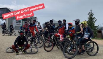 Video: Tomáš Zejda - Bikepark na Dolní Moravě
