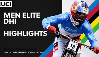 Video: Highlights z Mistrovství světa ve sjezdu Val di Sole 2021