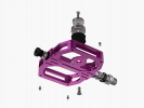 Novinka: magnetické pedály Magped Sport2 mají silnější magnety a nižší hmotnost