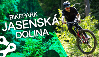 Video: Rastislav Baránek - Bike Mission On Tour - Bikepark Jasenská