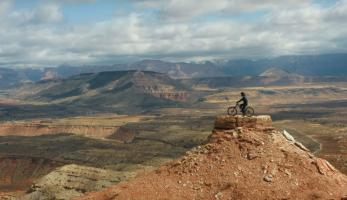 Video: Johny Salido - freeride v Utahu