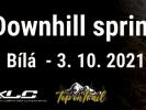 DH sprint Bílá - jedna z posledních sjezdových akci již tento víkend