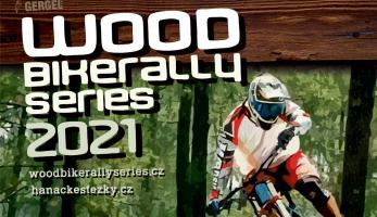 Gergel Wood bike series 2021 - první kolo Mostkovice - Hanácké stezky