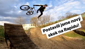 Video: Tomáš Zejda - Postavili jsme nový skok na trénink!