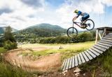 Zakončení sezóny v bikeparku Kareš