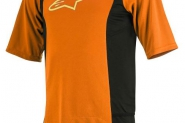 Alpinestars Drop 2 dres S/S orange/acid yellow